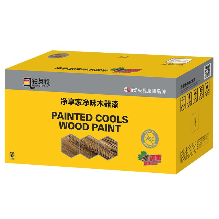木器漆纸箱