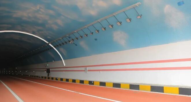 高速隧道为什么要做无机涂料?