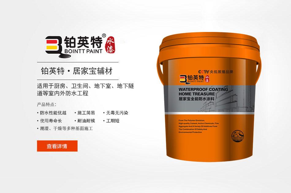 中国防水辅材