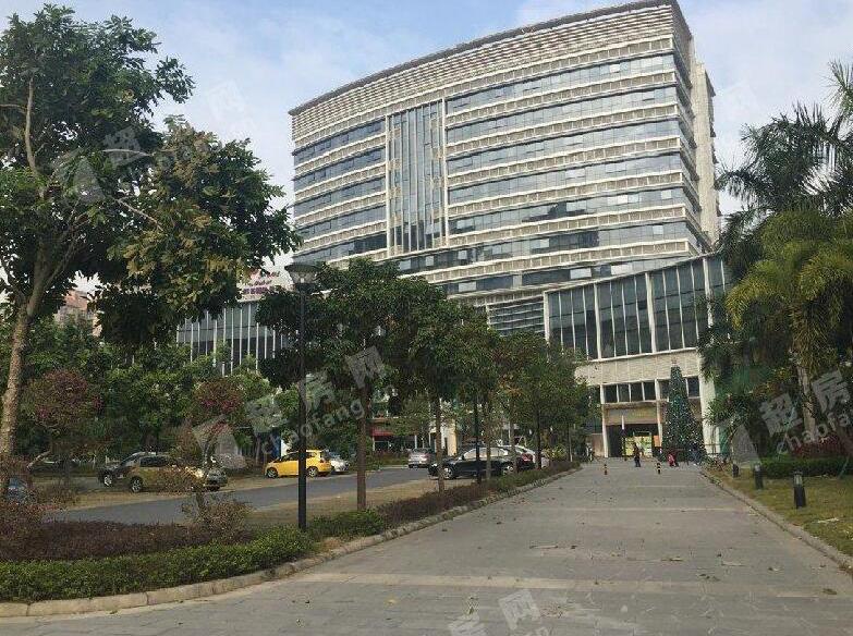 广东顺德雅居乐都荟广场——铂英特无机涂装工程案例