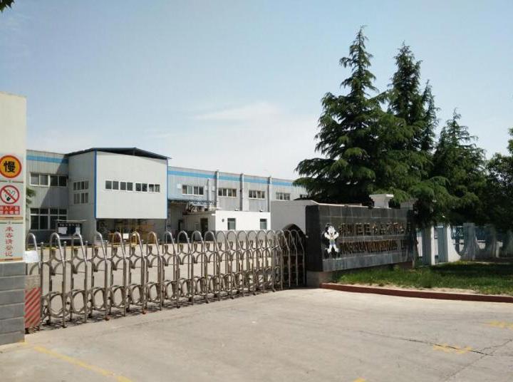 郑州食品厂专用无机涂料工程案例