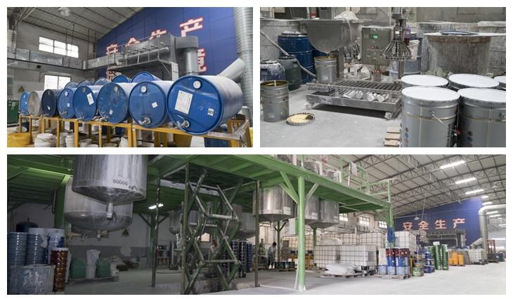 铂英特无机涂料OEM代工,生产效率高,出货时间短,服务更专业
