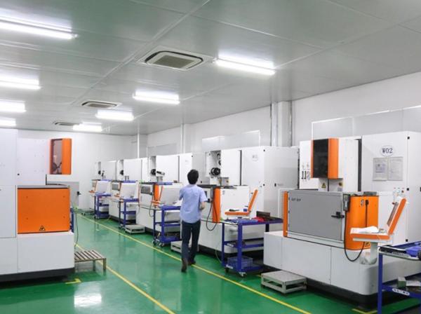 万朗集团模具厂——铂英特无机涂料工程案例