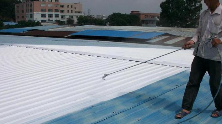 屋顶防嗮反射隔热漆